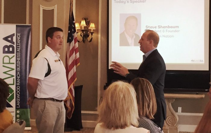 Lakewood Ranch Business Alliance Monthly Luncheon