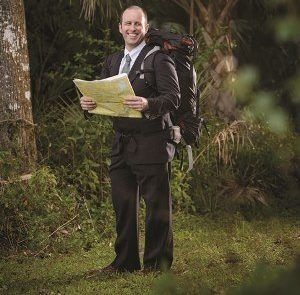 The Professional Hiking Attorney