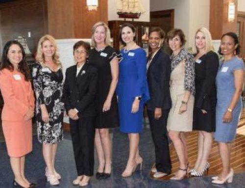 Sarasota FAWL Hosts Judicial Reception