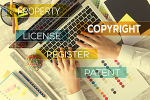 Intellectual Property Law - Tradmarks - Copyrights
