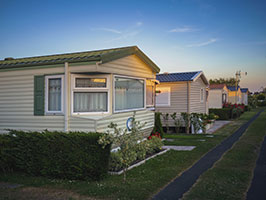 Mobile Home and Manufactured Housing
