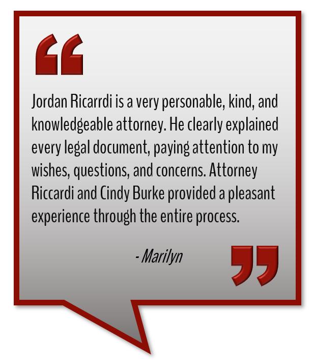 Icard Merrill client testimonials