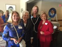 Jessica M. Farrelly was sworn in as president of the Sarasota Chapter of FAWL