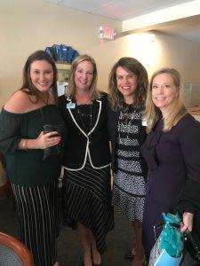 Melissa DeAngelo, Jessica Farrelly, Beth Green, Judge Andrea McHugh