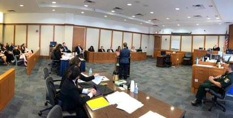 12th Judicial Circuit High School Mock Trial Competition