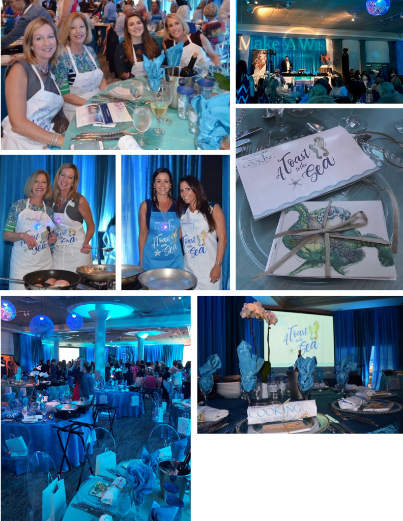 Icard Merrill Sponsors 9th Annual Cooking for Wishes