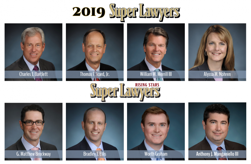 Icard Merrill 2019 Super Lawyers and Rising Stars