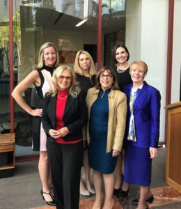 Icard Merrill Hosts FAWL Event