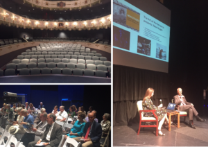 The Ringling First to Know event in the Historic Asolo Theater