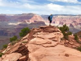 Bradley Ellis Attends Spring Board Meeting of American Hiking Society