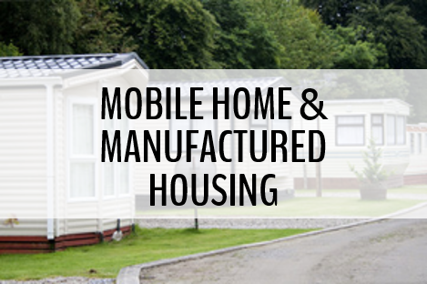 Mobile Home and Manufactured Housing Law
