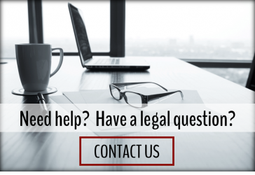Have a legal question? Contact us