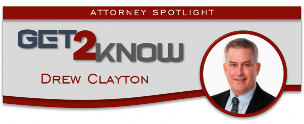 Get to Know Drew Clayton