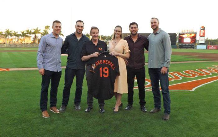 Icard Merrill Sponsors Orioles Kickoff Reception