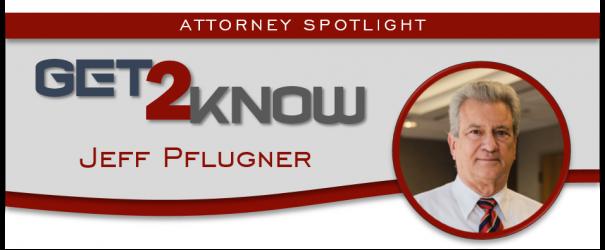 Get to Know Geoff Pflugner