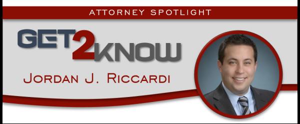 Get2Know Jordan Riccardi