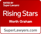 Worth Graham Super Lawyers Rising Star