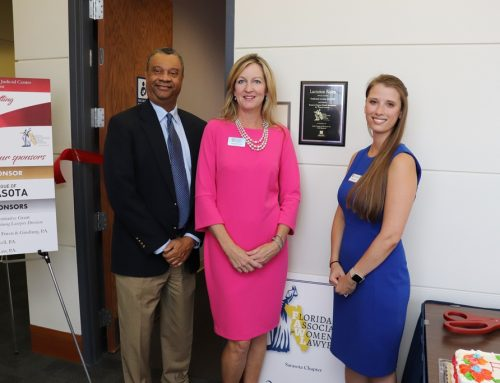 Sarasota Courthouse Opens New Nursing Room