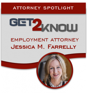 Get to Know Employment Attorney Jessica Farrelly