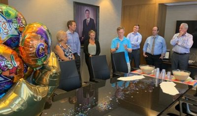 Michael Foreman Celebrates 50 Years with Icard Merrill