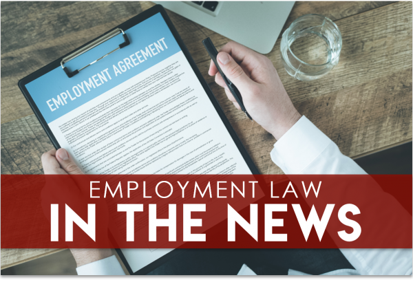 employment law in the news