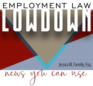 Employment Law Lowdown