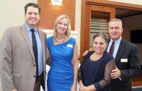 Bill Cornelius, Jessica Farrelly, Kate & Drew Clayton