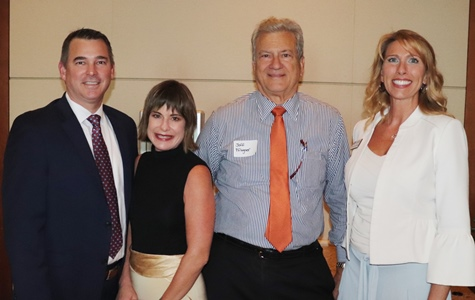 Steve & Lily Rees, Jeff Pflugner, Telese McKay