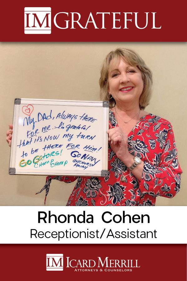 Rhonda-Cohen