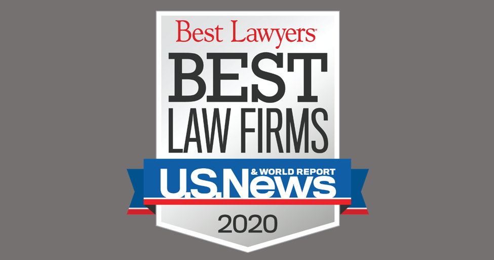 Icard Merrill Best Law Firms 2020