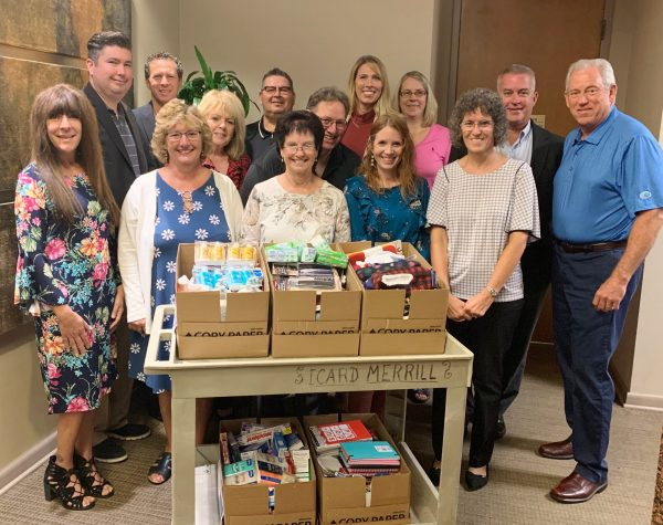 Icard Merrill - Meals on Wheels Donations