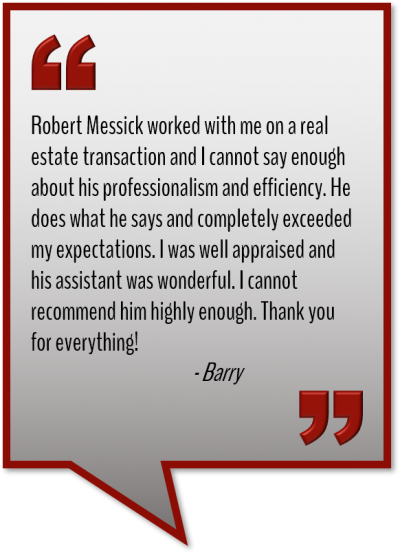 Bob Messick client review
