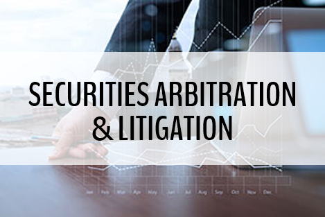 Securities Arbitration and Litigation