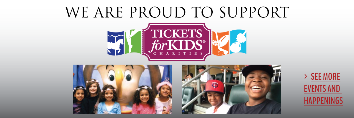 Icard Merrill Supports Tickets for Kids