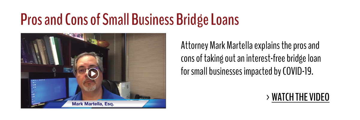 Pros and Cons of Small Business Bridge Loans