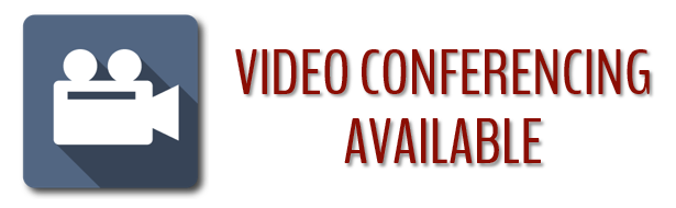 video conferencing available