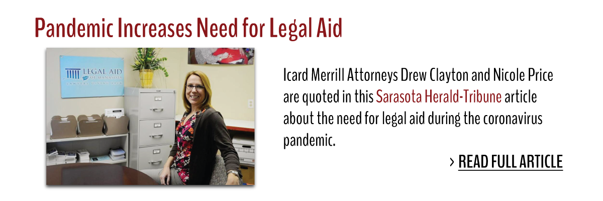 Need for legal aid