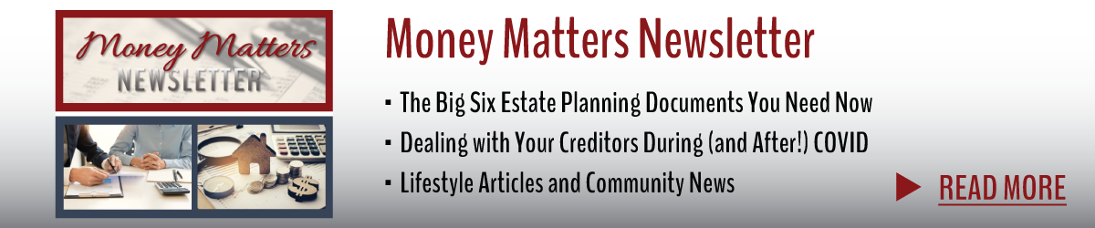 money-matters-newsletter