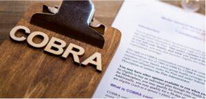 Cobra subsidies