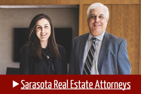 Steve Greenberg and Natalie Coldiron, Sarasota Real Estate Attorneys