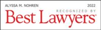 Alyssa Nohren Best Lawyers