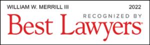 Bill Merrill Best Lawyers