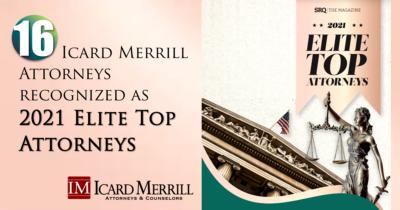 Icard Merrill 2021 Elite Top Attorneys